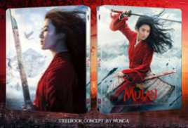 Mulan 2020 BluRay